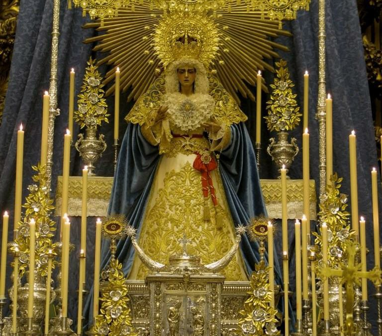 Triduo Maria Stma. De la Trinidad