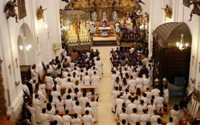 Misa de Hermanos y Nazarenos