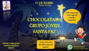 CHOCOLATADA 2018 | santafaz-cordoba es